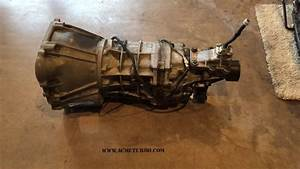 Toyota Supra Turbo Mkiii R154 Manual Transmission W  Abs 120k