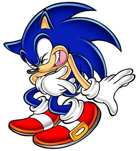 Sonic Adventure - Sonic the Hedgehog - Gallery - Sonic SCANF