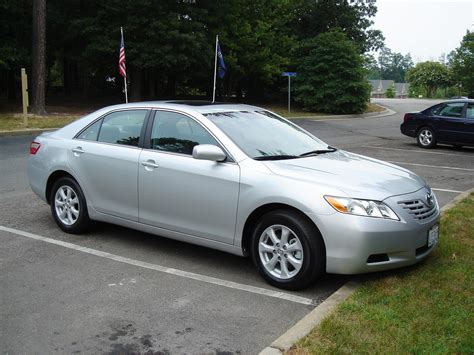 Toyota 2007 Camry by Toyota Camry 2007 Le