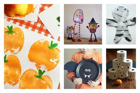 9 easy crafts for preschoolers cool picks 608 | halloween crafts for preschoolers coolmompicks