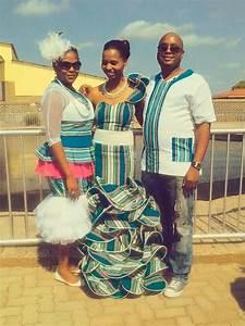 Venda Traditional Wedding Dress Design