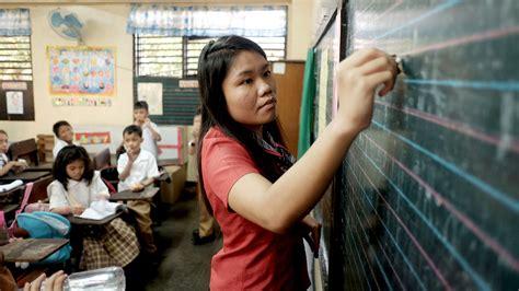 teach   philippines teach  development asian