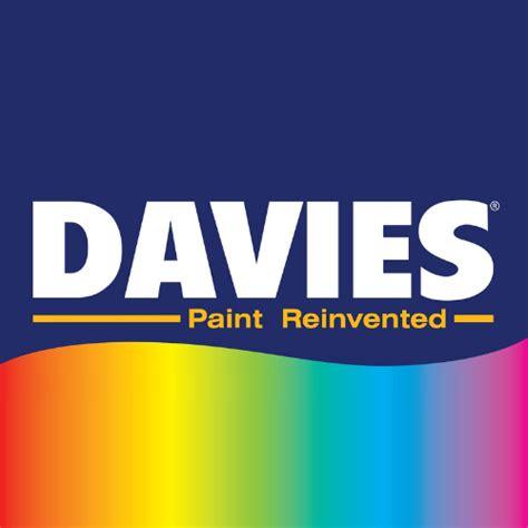 davies paints home