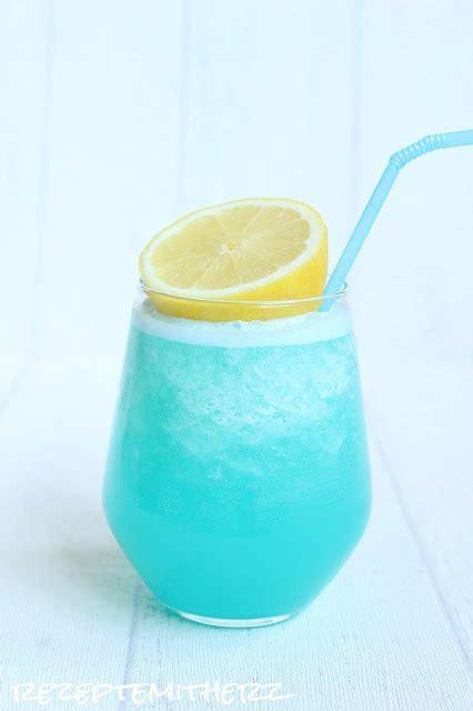 blue lime slushieslushalkoholfreithermomix rezept