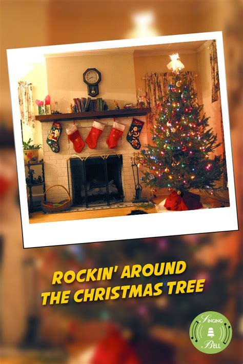 rockin   christmas tree  christmas carols