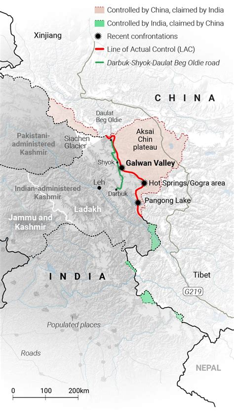 If China is more powerful than India, then why can't China ...