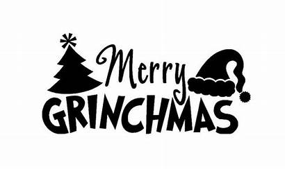 Grinch Christmas Svg Vinyl Stole Wall Silhouette