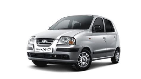 Hyundai Santro Xing Tyres Price List