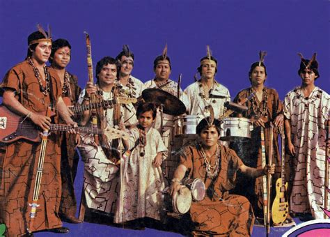 Modern peruvian music and amazon influenced music is also common in peru. Musica de la selva peruana: La selva PERUANA