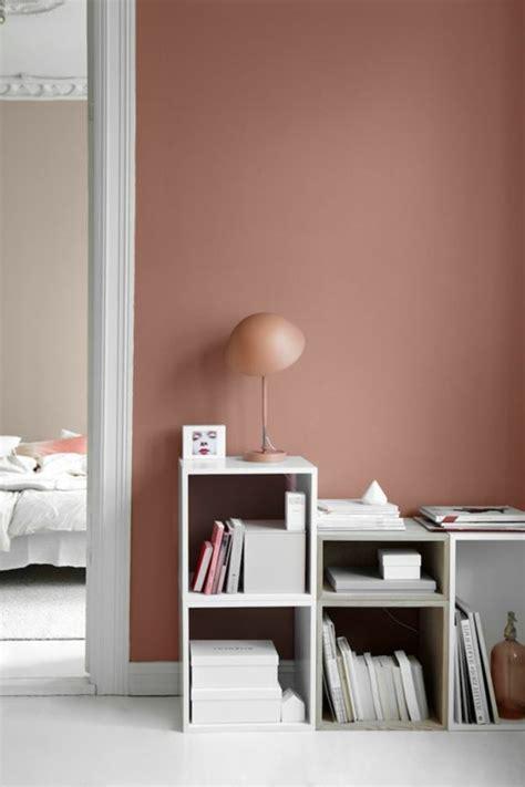 rideaux chambre à coucher la couleur saumon les tendances chez les couleurs d