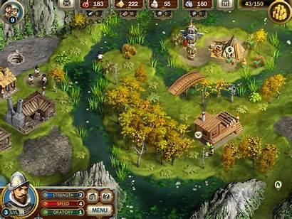 Trilogy Adelantado Games Management Play Pc Screenshot