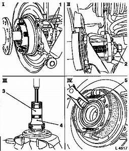 Vauxhall Workshop Manuals  U0026gt  Omega B  U0026gt  F Rear Axle And Rear