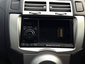 Aux Input For Sr Yaris With Satnav  Mk2 2008