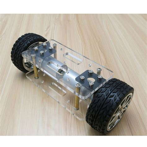 A-type Two-wheel Self-balance Car Chassis Kit Car Chassis