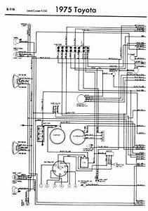 1983 Toyota Land Cruiser Fj 4bj 4series Electrical Wiring Diagrams 2 Door