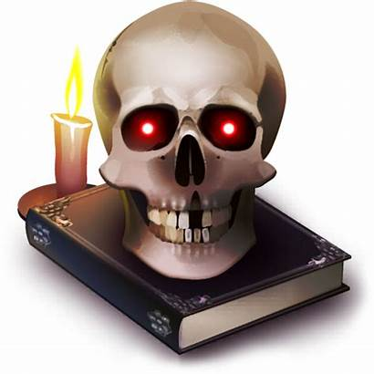 Skull Horror Icon Halloween Icons Hallowen Linux