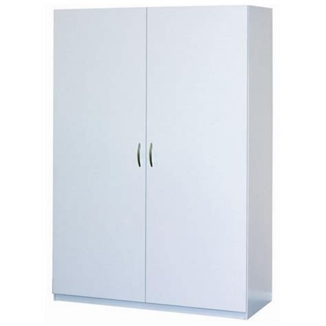 White Wardrobe Cabinet by White Clothing Wardrobe Cabinet Closet Armoire Storage