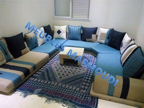 sejour yasmine bleu  meubles  decoration tunisie