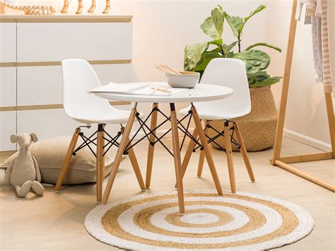 mocka table chair set replica
