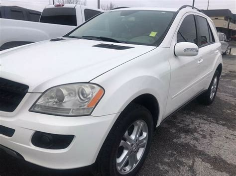 Though we have thousands of other vehicles available right now. 2006 Used Mercedes-Benz M-Class ML350 4MATIC 4dr 3.5L at Best Choice Motors Serving Tulsa, OK ...
