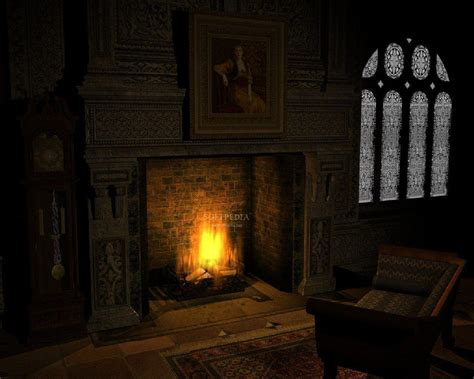 Fireplace Wallpaper Animated - fireplace wallpapers wallpaper cave