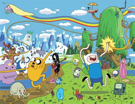 Adventure Time's Great New Opportunity To Introduce More