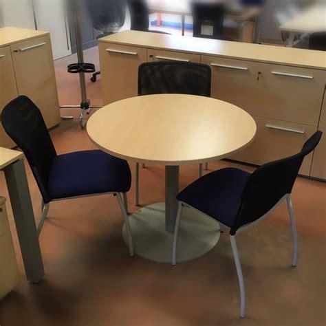 bureau 90 cm de large table ronde de bureau occasion diam 90 cm equip