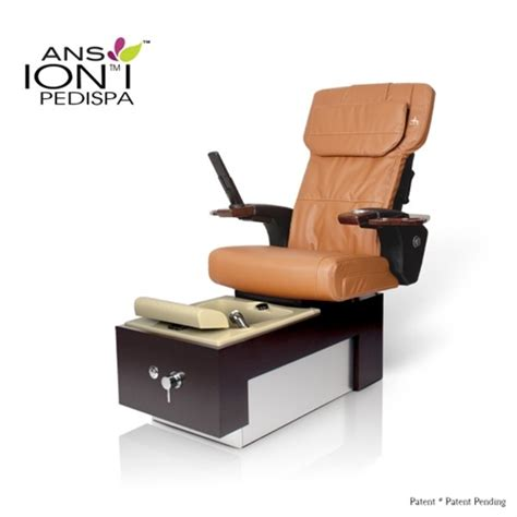 ans ion i pedicure spa with human touch ht 245
