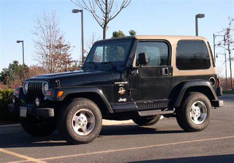 Is A Jeep Wrangler Suv