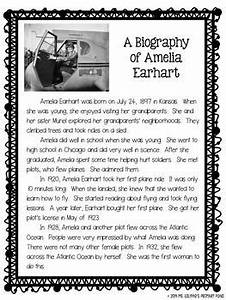 Nonfiction Writing For 2nd Grade Biographies Lab