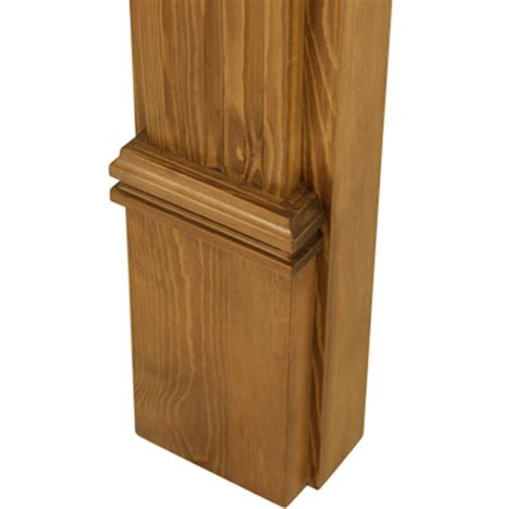 Fireplace Corbels by Carron Corbel Wooden Fireplace Surround
