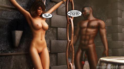 White Pussy Dungeon Interracialsex3d • Porn Comics One