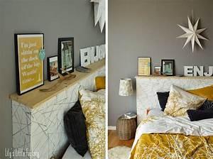 Idee Deco Tete De Lit : tete de lit en medium a peindre avec chambre fabriquer sa tete de lit sikel idee peinture ~ Melissatoandfro.com Idées de Décoration