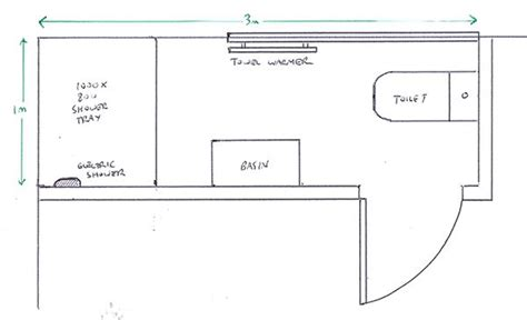 Size Of A Small Bathroom by En Suite Plan With Bathroom Installation Step By Step