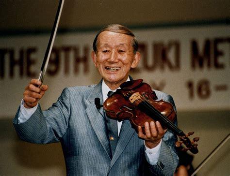 shinichi suzuki  living legacy suzuki association