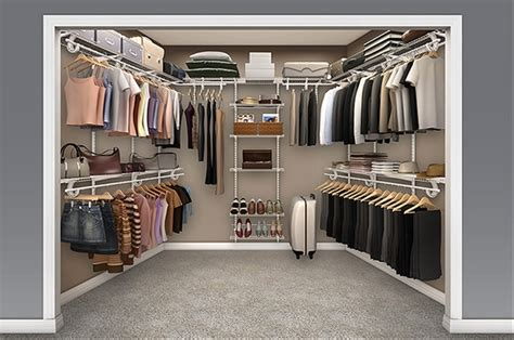 wire closet shelving closetmaid the best closet organizer ideas for your home