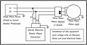 Static Phase Converters