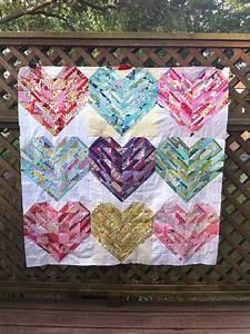 Heartstrings Quilt Katie's Korner Scrap Quilt Ideas