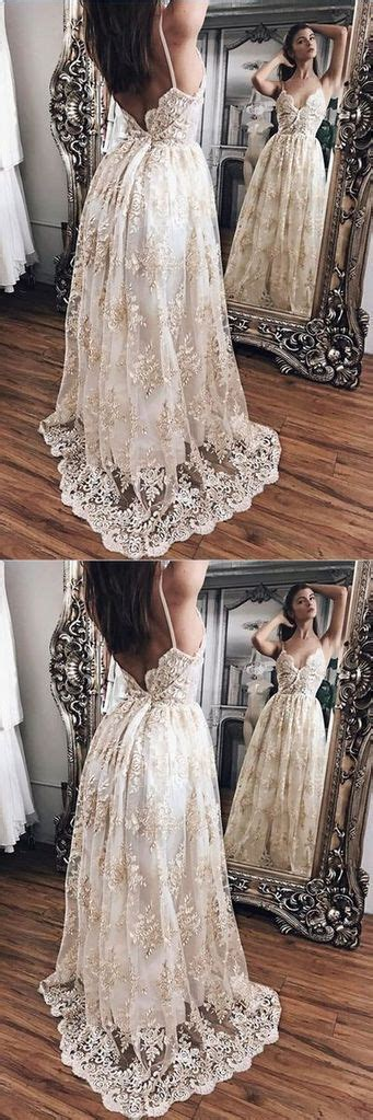 Attractive Lace Princess Backless Evening Gownsprom