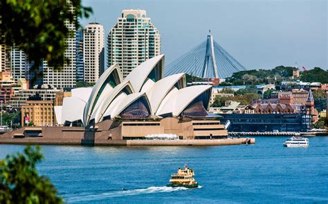 The 2017 World's Best Cities In Australia, New Zealand, And South Pacific  Travel + Leisure