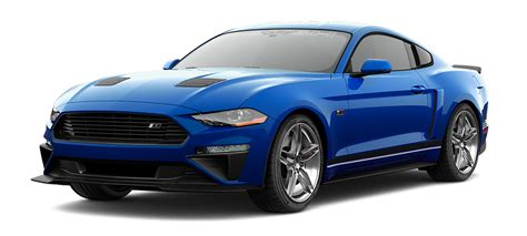 2018 Roush Mustang by 2018 Roush Stage 1 Mustang