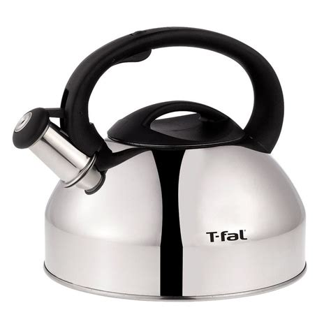 kettle tea whistling stainless steel fal specialty amazon stovetop coffee safe quart dishwasher kettles usa teapot silver cap spout upscale