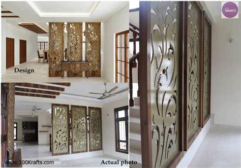 image result  wooden partition designs  living
