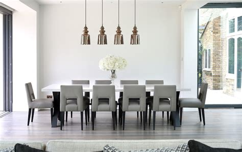 modern dining room sets for 10 dining table centrepieces archives dining room decor