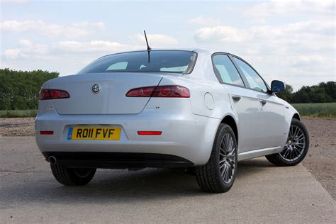 Alfa Romeo 159 Saloon 2006 2018 Photos Parkers