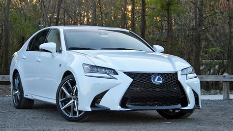 Lexus Gs Picture by 2016 Lexus Gs 450h F Sport Driven Picture 672260 Car