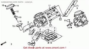 1986 Honda Gl1200 Goldwing Wiring Diagram Schematic 1984