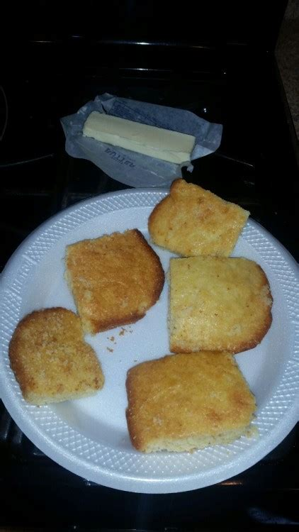 Ready for a delicious way to make using leftovers interesting? Pan Fried Leftover Cornbread. Leftover... | Recipes & Culinary Creations