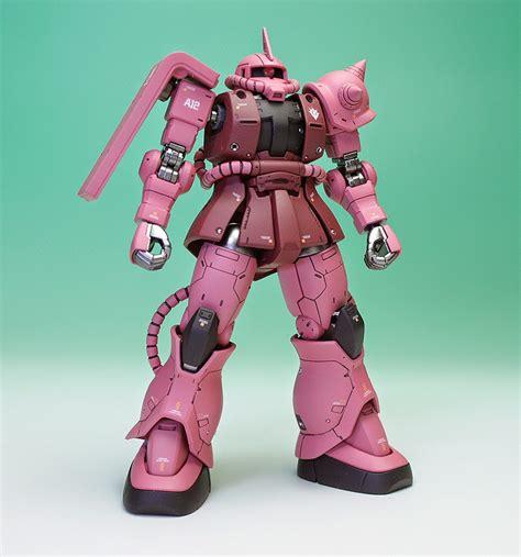 Gundam Guy Hg 1144 Char Aznable Zaku Ii [gundam The