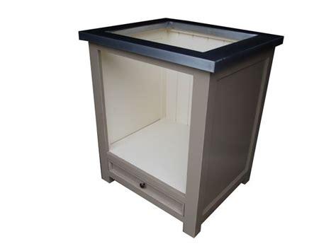 meuble cuisine pour four encastrable mobilier table meuble encastrable pour four et plaque de